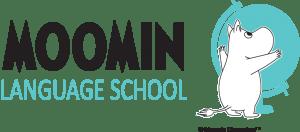 Moomin Language School sovelluksen logo