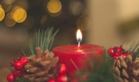 Kaksikielistä arkea ja joulunodotusta päiväkoti Ågelissa