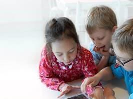Kouvola hyödyntää päiväkotien suomen kielen opetuksessa digitaalista ja pelillistä materiaalia